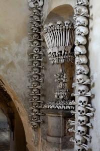 Sedlec, Czech Rep., Sedlec Ossuary (Kostnice) © akg-images / Paul Koudounaris
