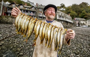 Clovelly Herring Festival © Guy Harrop