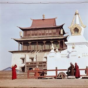 Mongolia © Werner Forman