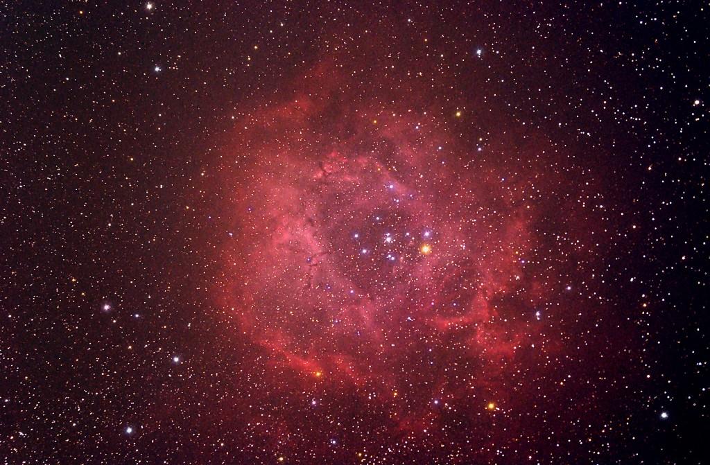 1.3 billion images a day. Rosette Nebula [PUBLIC DOMAIN] 15 APR 2015 DYLAN O'DONNELL  CATEGORY : ASTROPHOTOGRAPHY